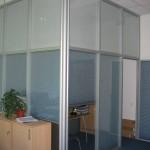 Пример прямоугольные шторы плиссе F4 (с цепью)
