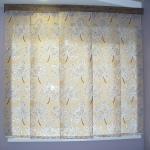 японская штора