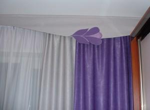 фиолетовая штора2