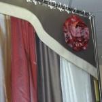 штора с ламбрекеном
