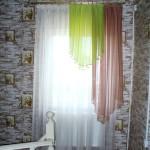 шторы с кокилье