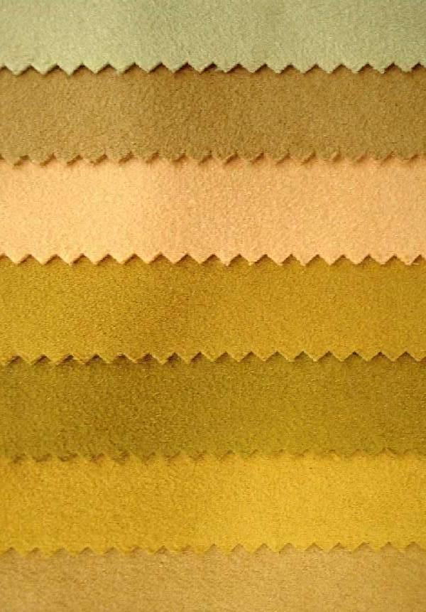 Замшевая ткань