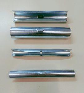 Соединительный вкладыш для круглых карнизов D16мм и D25мм.